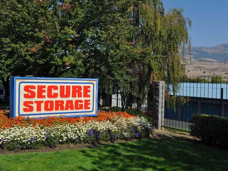 Local Storage ... & Ashland Storage - Ashland Self Storage Units - Secure Storage
