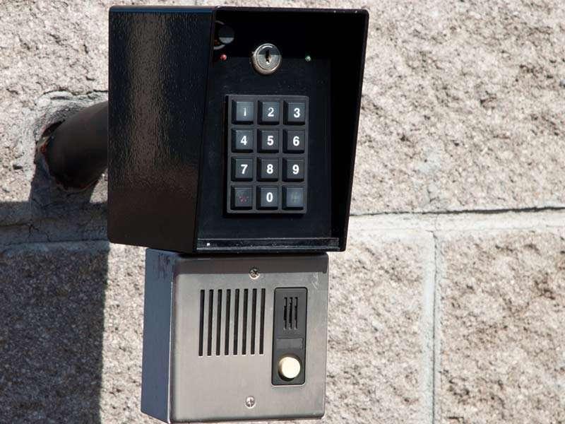 Secure Storage Keypad Access ...